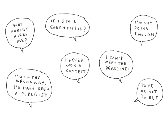 artist thoughts merchesico speech bubbles