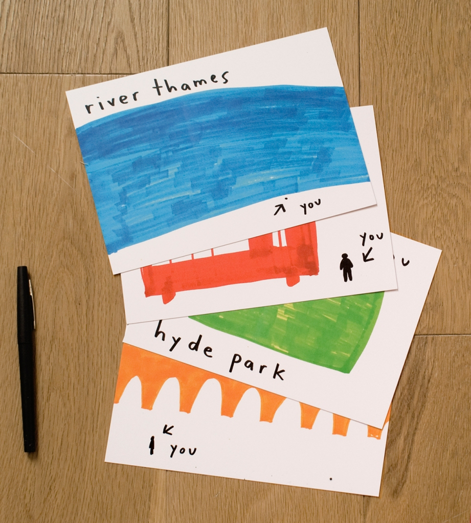 london and you prints