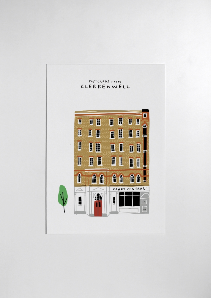 craft central st john print clerkenwell design week mercedes leon