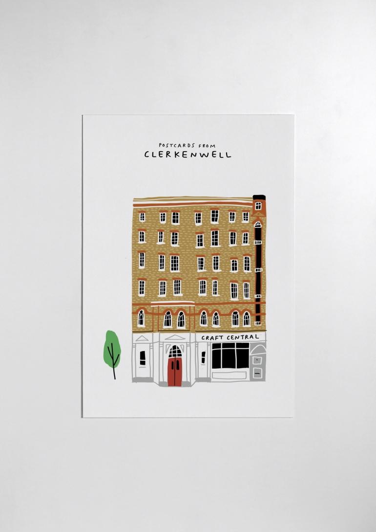 craft central st john print clerkenwell design week mercedes leon