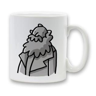 saltaire mug TITUS mercedes leon for radstudio