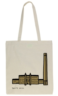 tote bag saltaire mercedes leon illustration radstudio