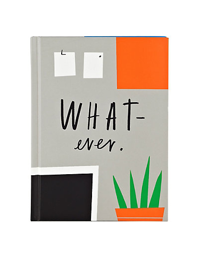 whatever journal fun m&s stationery merchesico mercedes leon designer