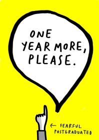 one year more please mercedes leon drawings